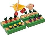 PLAN TOYS 39984410 - Gemüsegarten