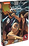Avatar - Der Herr der Elemente (Feuer und Blitz). Puzzle 500 Teile