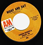 NIGHT AND DAY / CINNAMON AND CLOVE (45/7