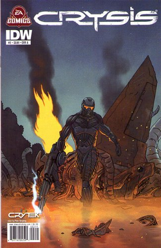 Crysis Issue 2