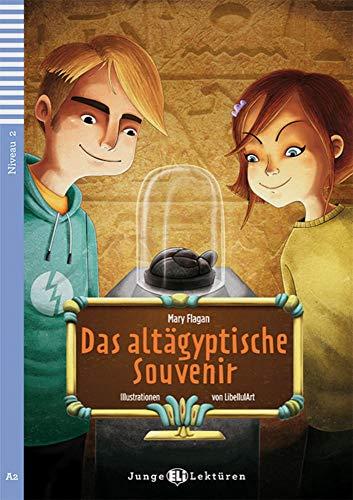 Junge Englisch-Lektüre: Das altägyptische Souvenir, Niveau 2: A2