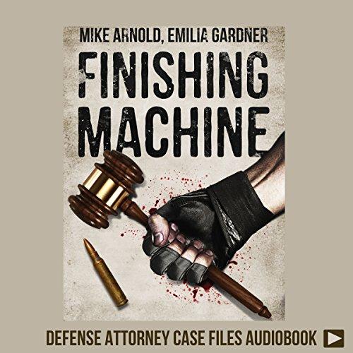 Finishing Machine cover art