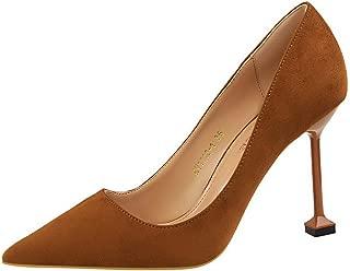 BalaMasa Womens APL12191 Pu Heeled Sandals