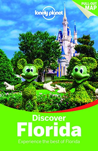 Lonely Planet Discover Florida [Lingua Inglese]
