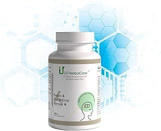 LU'HerbalCare+ Fatigue & Energy Drop Formula | 100% Natural | 280 Pills