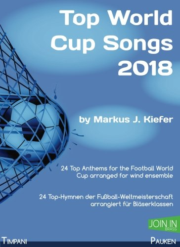 Top World Cup Songs 2018: Timpani / Pauken: Volume 20