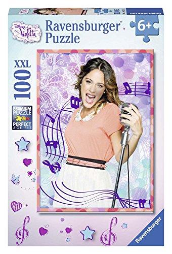Ravensburger - 10521 - Puzzle Enfant Classique - Talentueuse Violetta - 100 Pièces XXL
