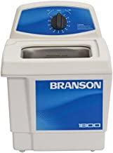 Branson CPX-952-116R Series M Mechanical Cleaning Bath with Mechanical Timer, 0.5 Gallons Capacity, 120V