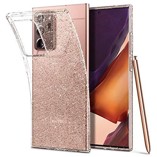 Spigen Liquid Crystal Glitter Back Cover Case Designed for Samsung Galaxy Note 20 Ultra - Crystal Quartz