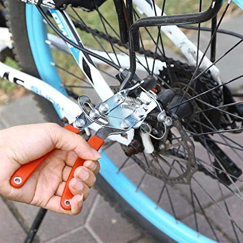 THE BEST DAY Bicyclette de Montagne Ligne de Frein Ligne de Frein câble Pince Outil Manuel tendeur Frein engrenage réparation vélo Outil de Maintenance