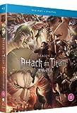 Attack on Titan - Complete Season 3 [Blu-ray] [Reino Unido]