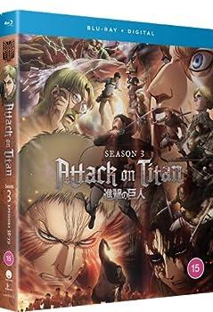 Attack on Titan - Complete Season 3 [Blu-ray]