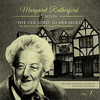 Wie der Lord, so der Mord     Margaret Rutherford 1              By:                                                                                                                                 Ascan von Bargen                               Narrated by:                                                                                                                                 Sabine Kaack,                                                                                        Ingrid Stein,                                                                                        Siegfried W. Kernen,                   and others                 Length: 56 mins     Not rated yet     Overall 0.0