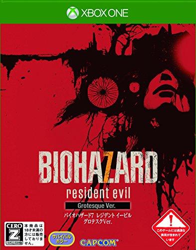 Resident Evil 7: Biohazard Evil Grotesque Ver. [CERO rating Z] - Xbox One