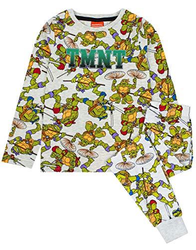 Teenage Mutant Ninja Turtles Conjunto de Pijama para niños 6-7 años