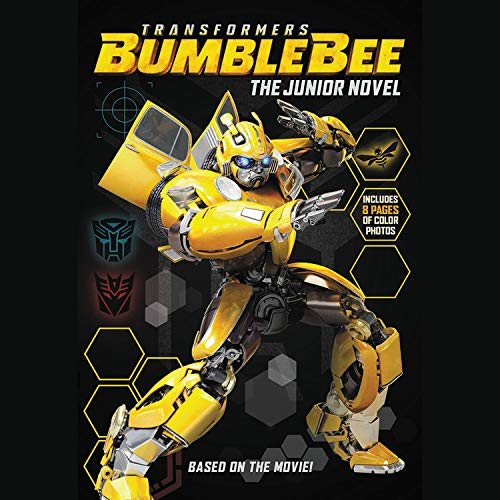 Transformers Bumblebee: The Junior Novel Audiobook By Hasbro cover art