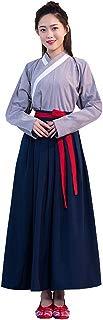 Ez-sofei Women's/Girls' Ancient Chinese Traditional Hanfu Dress Cosplay Costume Tops Skirts