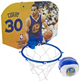 NBA Stephen Curry NBA Basketball Player Hoop Setnba Player Hoop Set (All Player Options), No Color, One Size