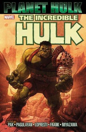 Hulk: Planet Hulk TPB