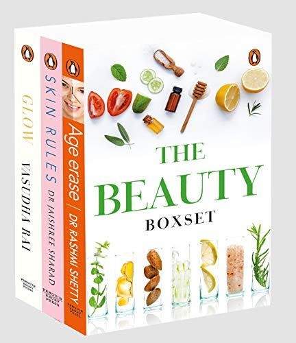 The Beauty Box Set: Glow; Age Erase; Skin Rules