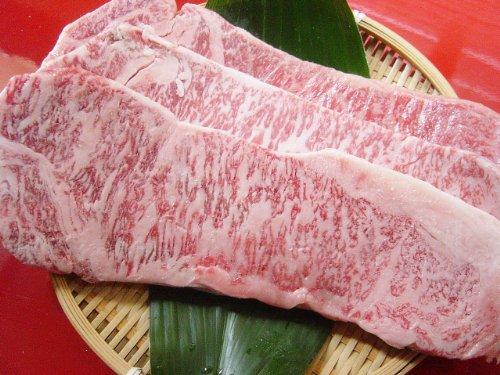 しらさき商店四季食彩萩『極上福井の若狭牛炙りロース寿司』