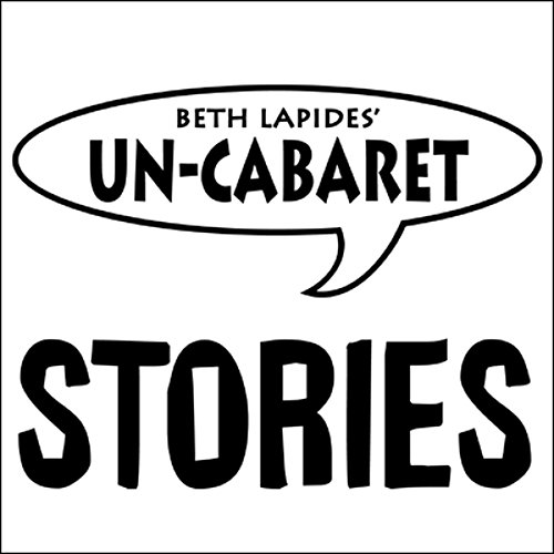 Un-Cabaret Stories, Adventures with Patton, October 3, 2008 audiobook cover art