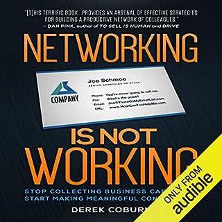 Networking Is Not Working Titelbild