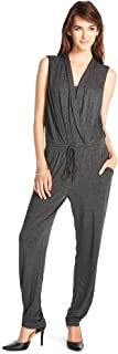 Mossimo Women Jumpsuit Sleeveless Heather Grey Jumpsuit