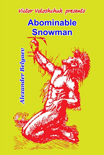 Abominable Snowman (English Edition)