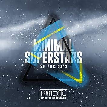 Minimal Superstars (50 For DJ's)