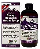 Rocky Mountain Throat Syrup 8 OZ.