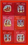Mic et Mac rouges: Coffret 6 volumes (Loulou & Cie)
