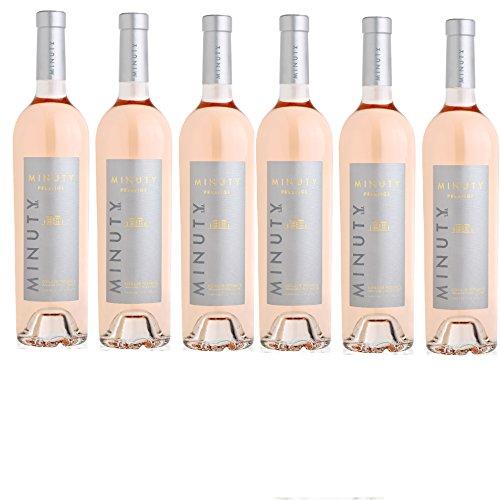 Vin rosé - Prestige Minuty 2019 - Côtes de Provence vin rosé x6
