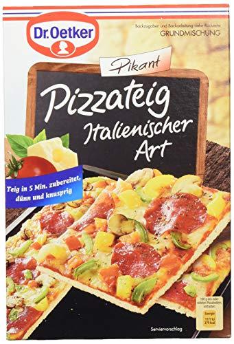 Dr. Oetker Pizzateig Italienischer Art, 8er Pack (8 x 320 g)