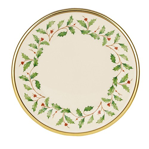 Lenox Holiday Bread & Butter Plate, 6 Inches