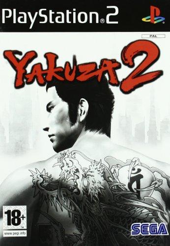 YAKUZA 2 PS2 BLUELINE