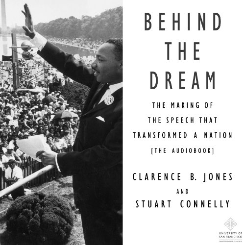 Behind the Dream audiobook cover art