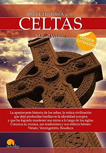 Breve historia de los celtas (versión extendida) eBook: Velasco, Manuel: Amazon.es: Tienda Kindle