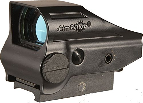 Buy Discount AimShot M3G Gen II Compact Reflex Sight, Green Multi Reticle,