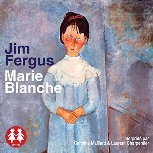Couverture de Marie Blanche
