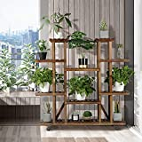 Zoom IMG-1 yaheetech scaffale porta piante vasi