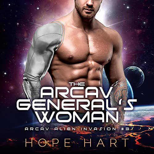 The Arcav General's Woman Audiobook By Hope Hart cover art