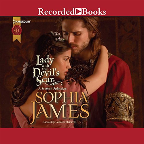 Lady with the Devil's Scar audiobook cover art