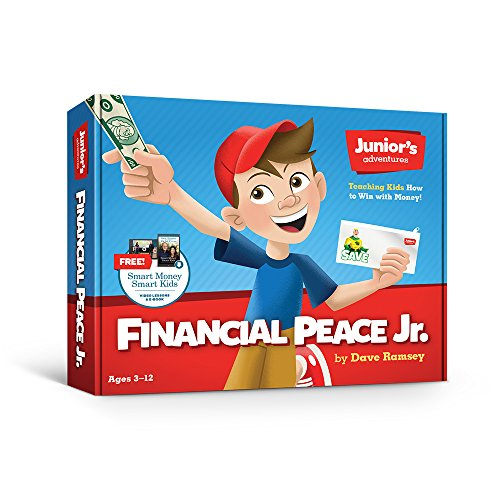 Financial Peace Junior Kit: Teaching Kids How to Win With Money