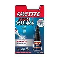 Loctite Super Glue-3 Precisión, pegamento tra
