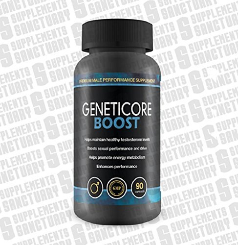 Geneticore Boost 90 capsules All natural UK formula