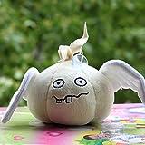 siqiwl Plüschtier Big Anime Pflanzen Vs Zombies Figuren Kleine Augen Knoblauch Kuscheltiere Plüsch Puppe Kinder Spielzeug Großes Geschenk