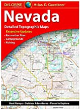 DeLorme Atlas & Gazetteer: Nevada PDF