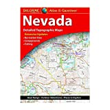 DeLorme Atlas & Gazetteer: Nevada