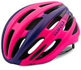 Giro Saga MIPS Womens Road Cycling Helmet - Medium (55-59 cm), Matte Black/Pink (2019)